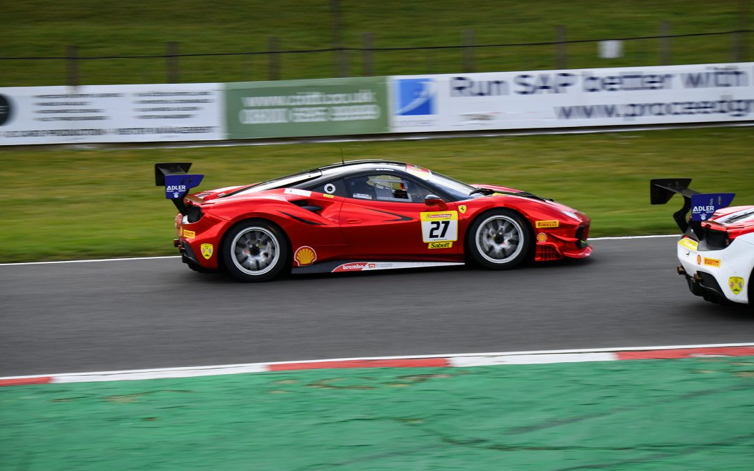 BRANDS HATCH FERRARI DAY