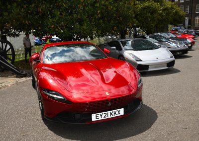 London Concours Show   The HAC Grounds   Automotive management services